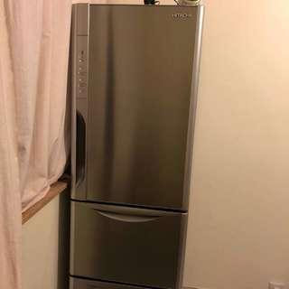 日立3門雪櫃 Hitachi 3 door refrigerator fridge