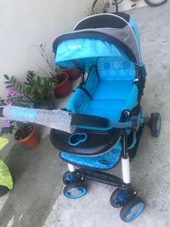 Apruva Stroller