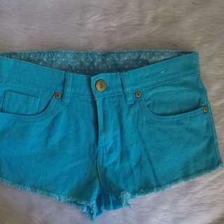 Denim Co MW Shorts