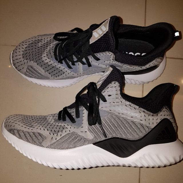 27581a7b4 Adidas Alphabounce(latest edition...retailing   180) comes with ...