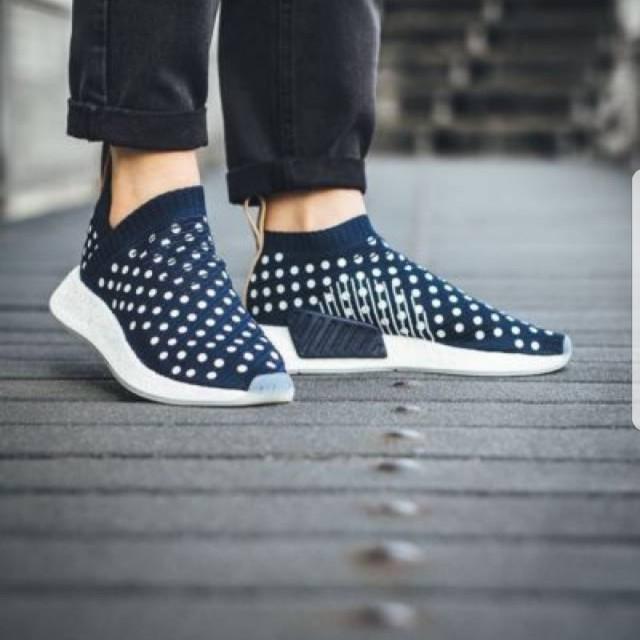896fc4b7e ... buy Adidas NMD CS2 ronin pack wmns collegiate bluedots