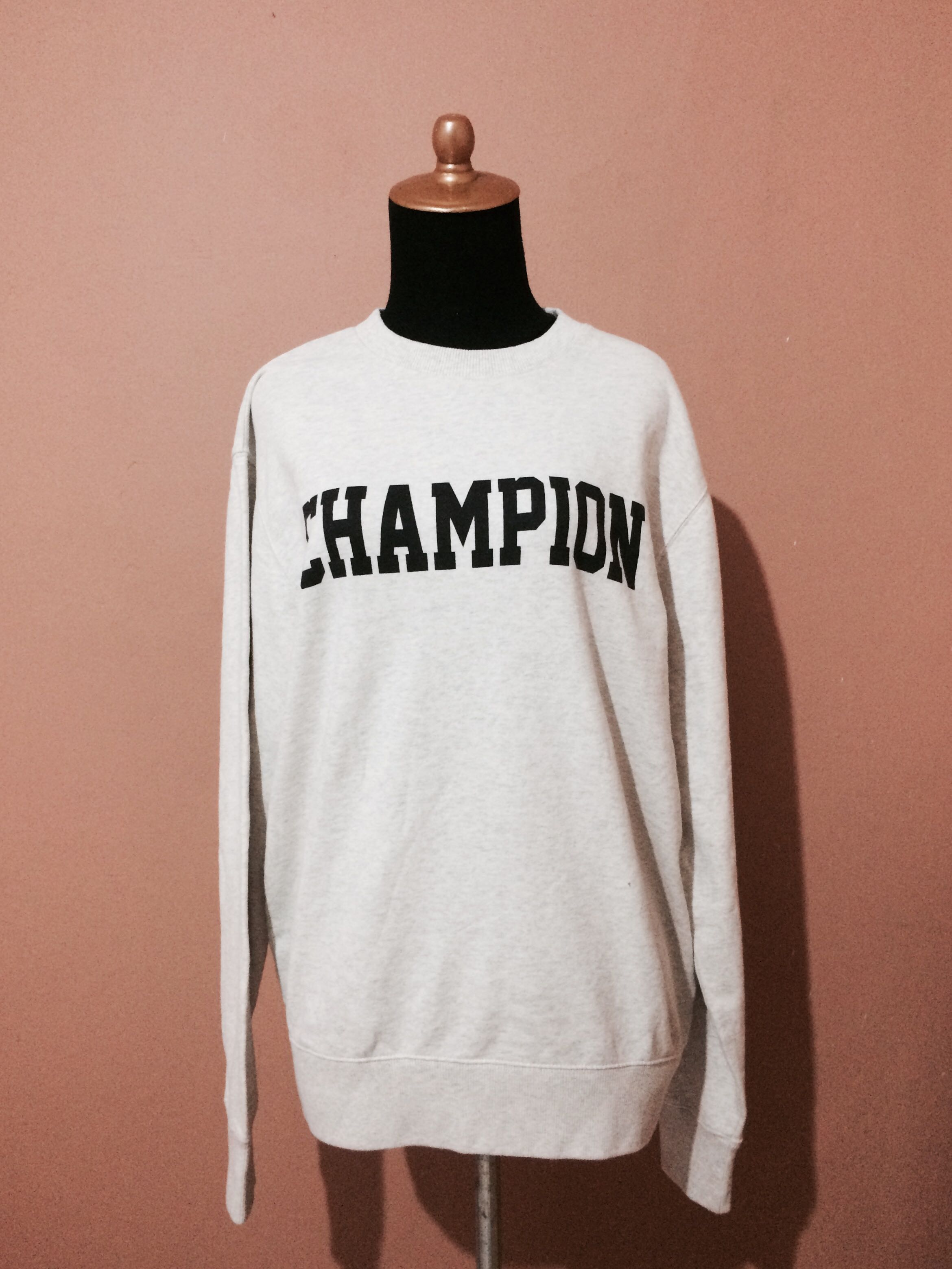 Authentic CHAMPION Jumper / Sweater / Kaos Panjang