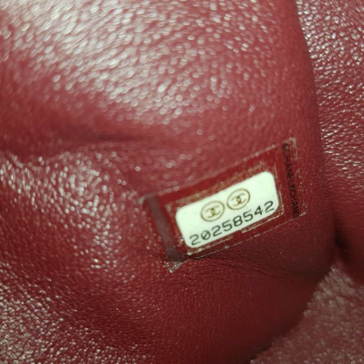 Authentic CHANEL Maxi classic flap