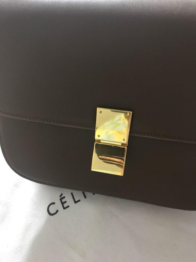 4c4cfe964263 Celine box bag