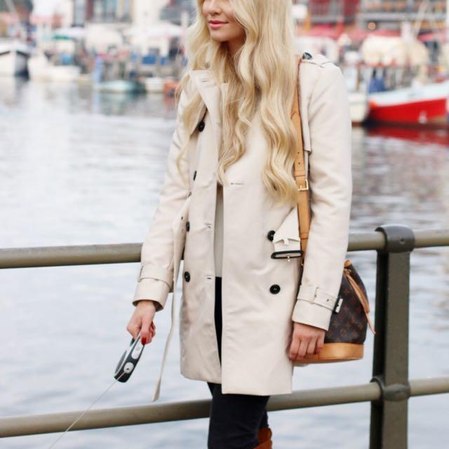 Classic Zara Trench Coat