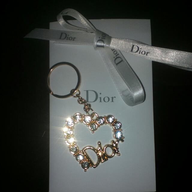 Dior Keyring