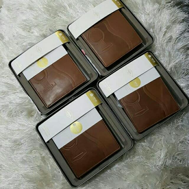 Fossil RFID Men Wallet