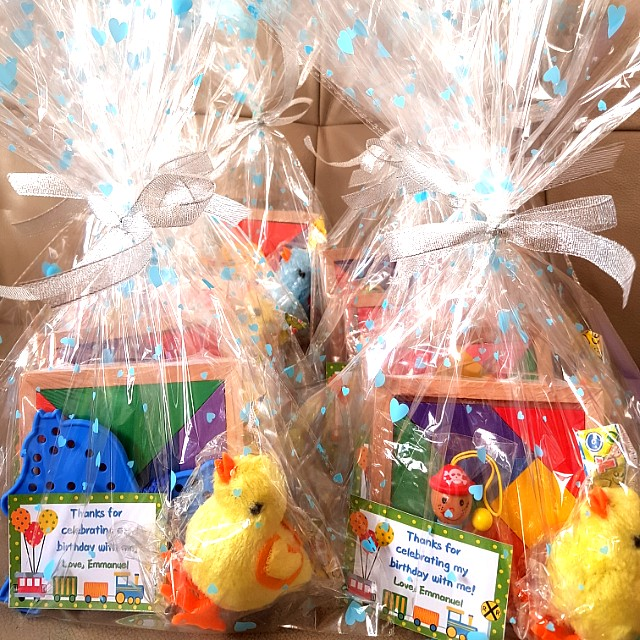 Goodie Bags for Toddlers/Kids Birthday Party/Children's Day, Children's day