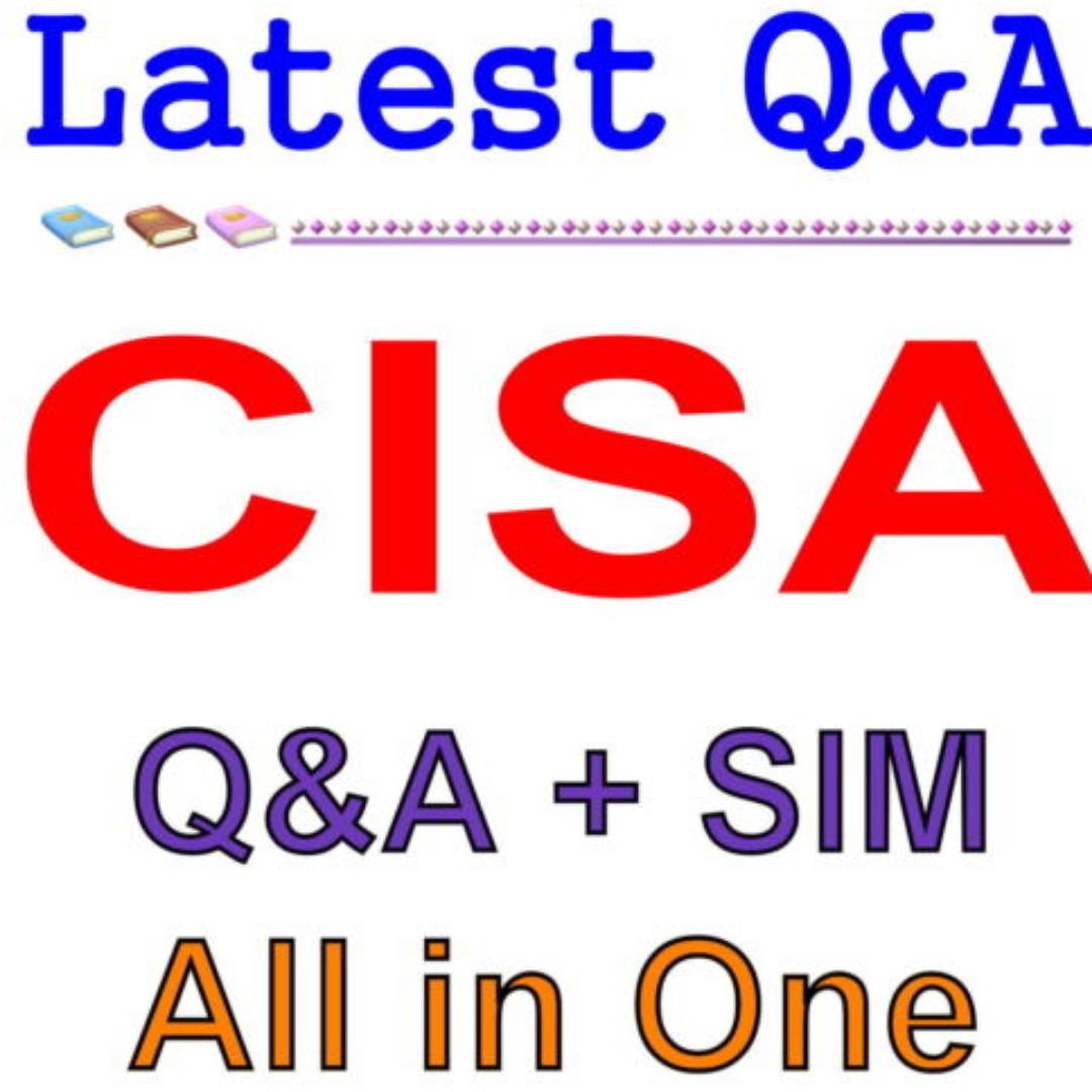 Isaca Certified Information Systems Auditor Cisa Exam Qa Pdfsim