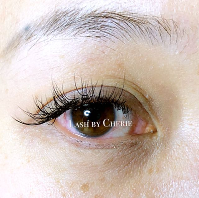 Japanese Eyelash Extensions Health Beauty Hand Foot Care On