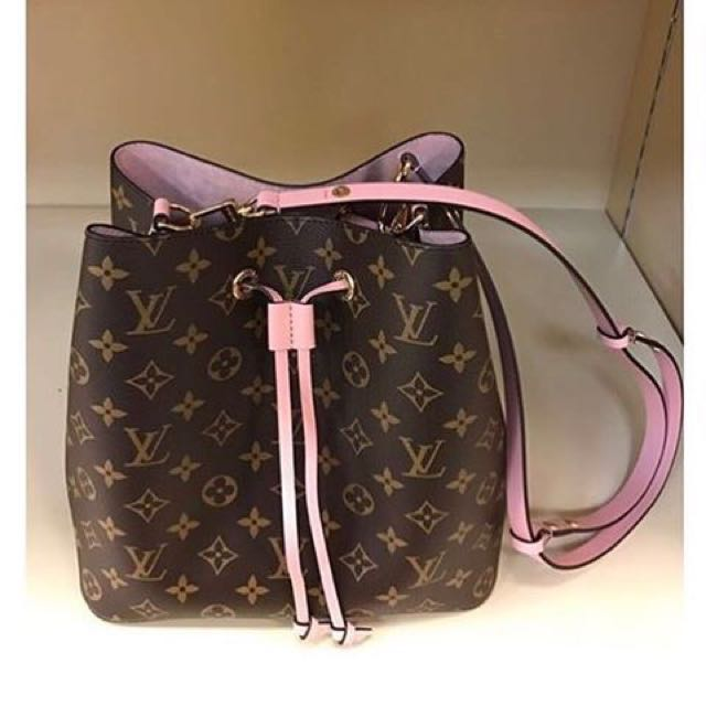 Limited New Preorder Louis Vuitton NeoNoe Exclusive From ...