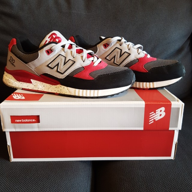 the best attitude c12b7 41f58 New Balance M530PSB US11, Men s Fashion, Footwear on Carousell