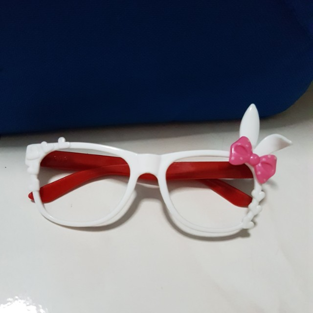 0e9b0d288f87 New. see through specs for fun. cute. funny rabbit .child, Babies ...