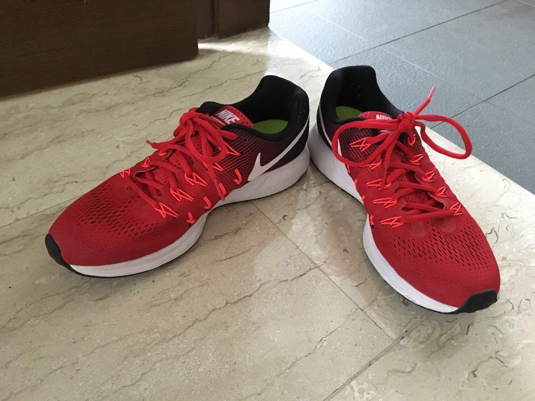 1c8ac436e6e0 Nike Air Zoom Pegasus 33 Red