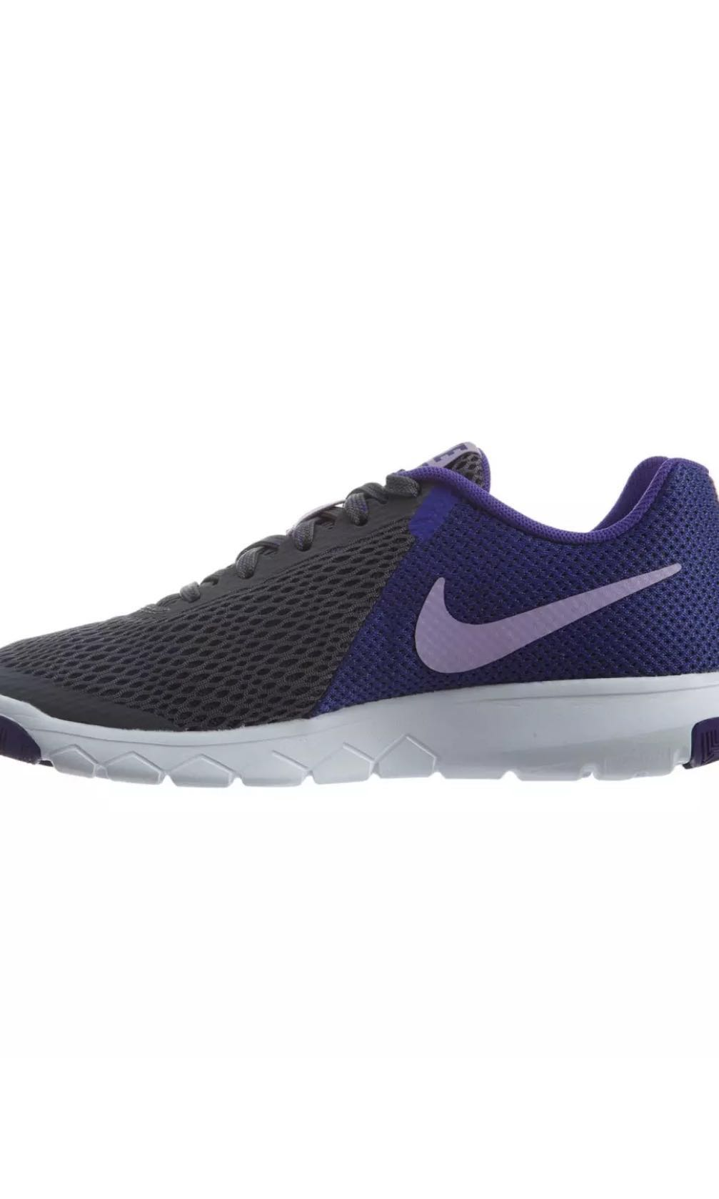 c0ee47331cbb Nike WMNS Flex Experience RN 5 Running Shoes for Women (Grey Violet ...