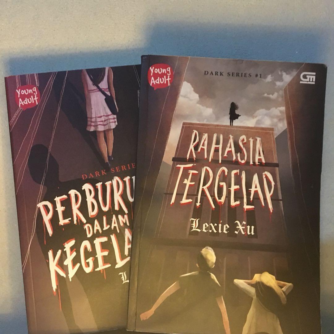 Novel Preloved. Dark Series 1&2 by Lexie Xu