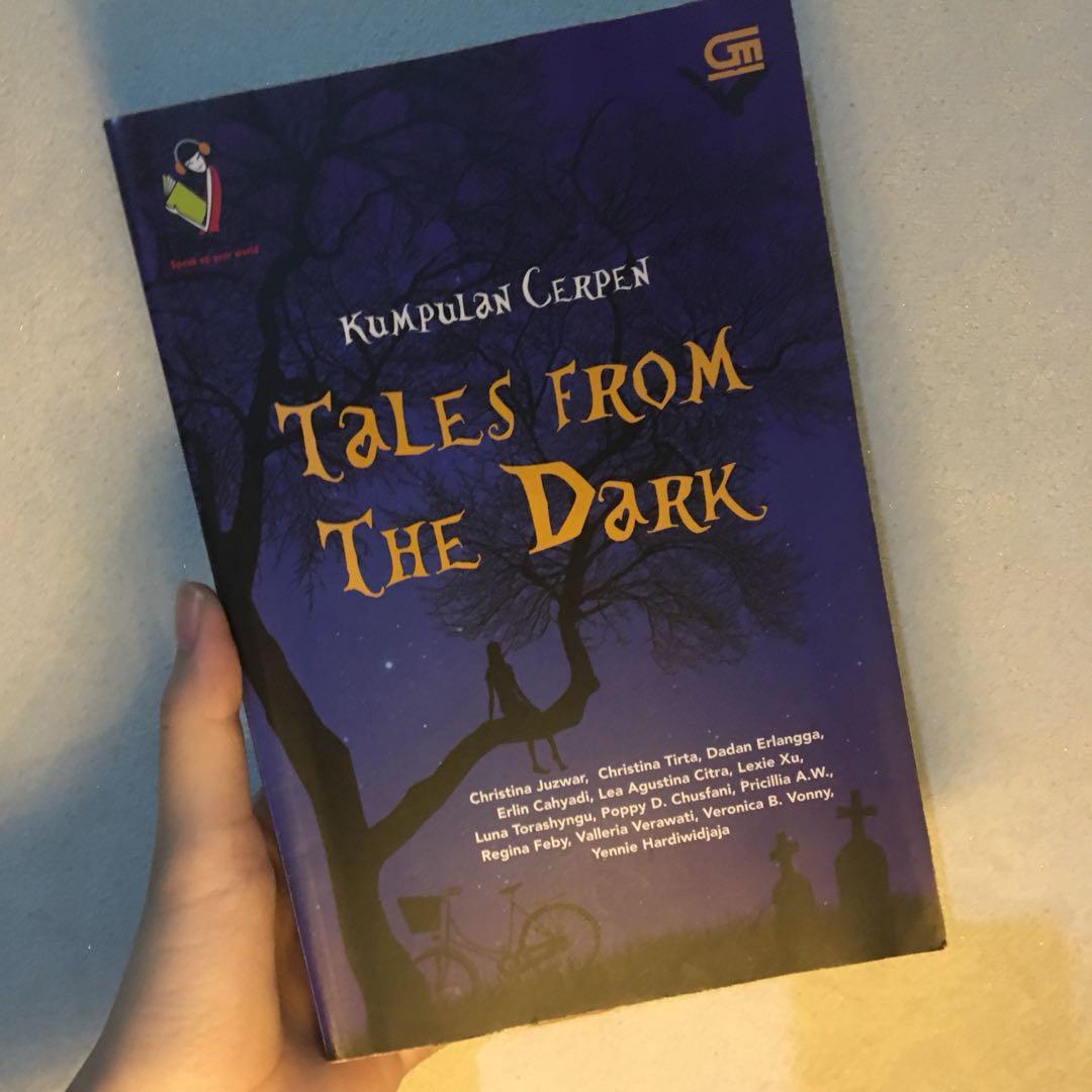 Novel Preloved. Tales From The Dark by Lexie Xu, dkk. (Gramedia)