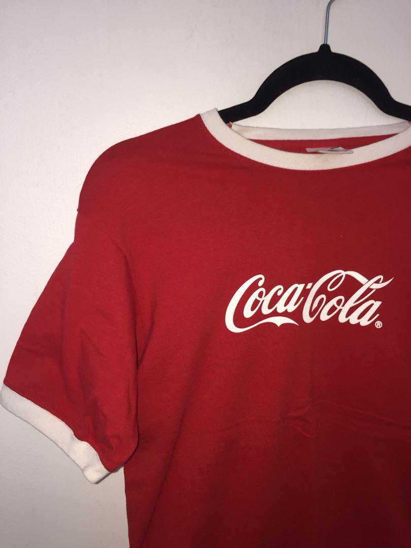 REDUCED PRICE- Coca Cola Crop Top