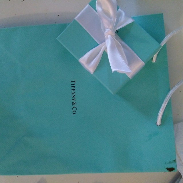 Tiffany & co. Key Ring