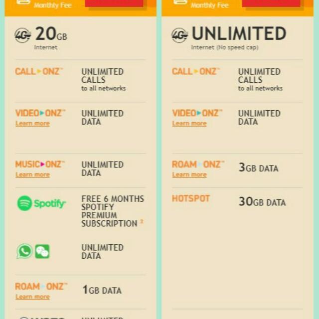 U Mobile Unlimited Hotspot