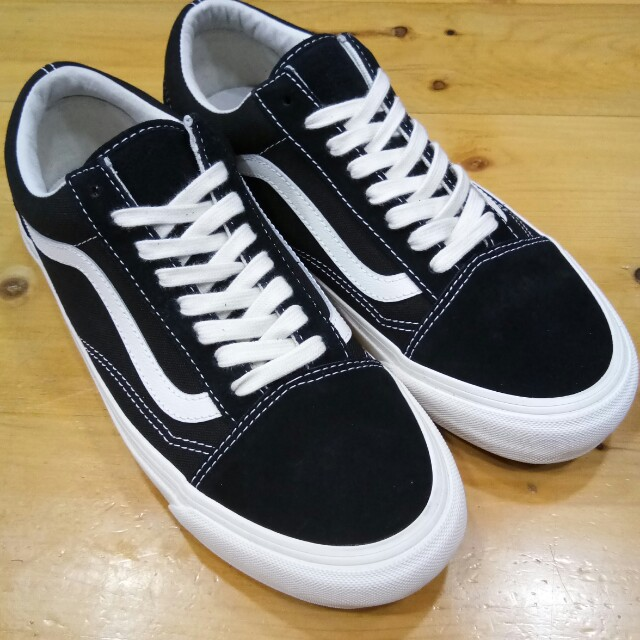 5bb0af91d5b884 Vans Old skool OG black marshmallow size 8.0us