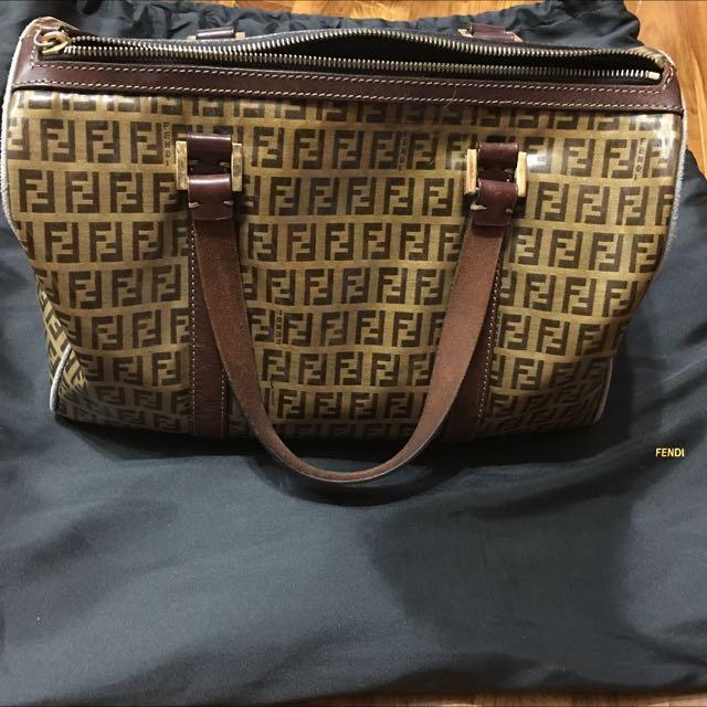 8d4819dd0871 Vintage Fendi Bag