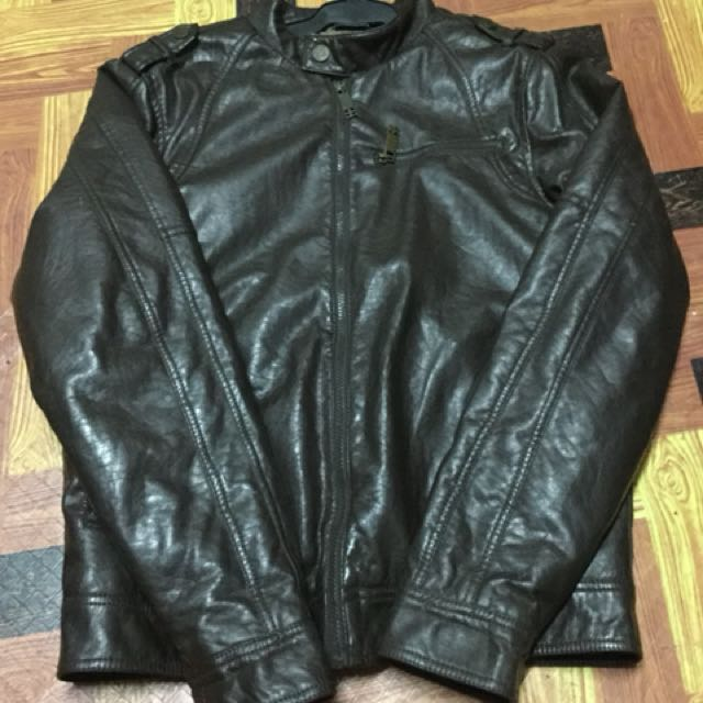 0d3d2a1dd Whispering Smith Cafe Racer Jacket on Carousell