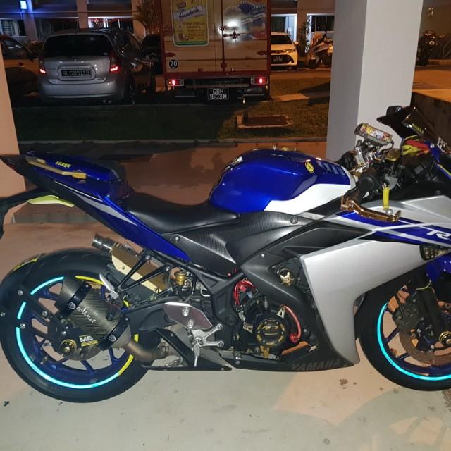 Yamaha R3 Grounding Kit, Motorbikes, Motorbike Accessories