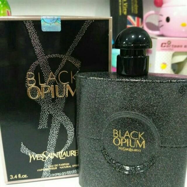 Ysl black opi