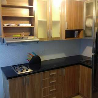 Kitchen set bekas