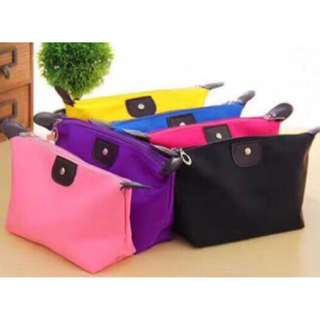 Waterproof  Small Cosmetic Pouch