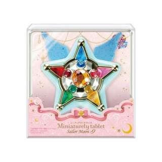 ☆未開封☆ 美少女戰士 Sailor Moon Tablet 食玩 糖盒 -- 星星款