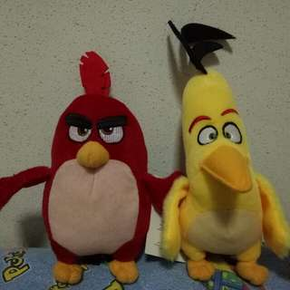 Angry Bird Space Plushie