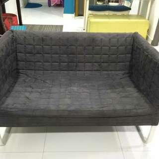 Ikea Chair(grey) - KNOPPARD