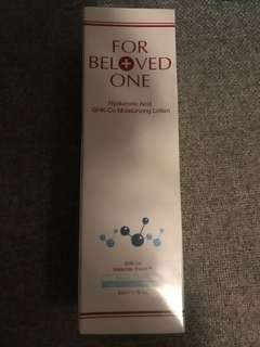 For beloved one Hyaluronic Acid GHK-Cu Moisturizing Lotion 50ml