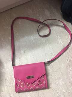 Kate Spade Laser Cut mini cross body