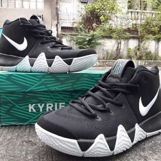 Kyrie 4 Ankle Taker Black Ice