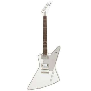 Epiphone Limited Edition Tommy Thayer White Lightning Explorer Outfit Electric Guitar