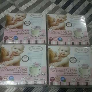 Breast Milk Storage Bags 12oz (4 boxes)