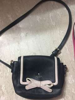 Kate spade mini cross body ribbon