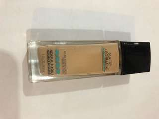 L'Oreal Fit Me Foundation