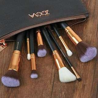 ZoeVa make up brush set 8 pcs in 1
