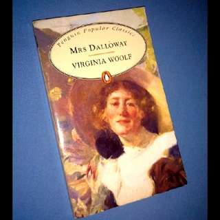Mrs Dalloway, Penguin Popular Classic