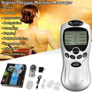 Digital therapy machine massager