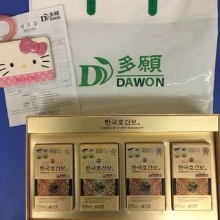 Dawon HD-1 Premium Liver Guard 多願韓國護肝寶