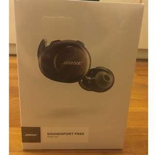 BOSE SOUNDSPORT FREE WIRELESS