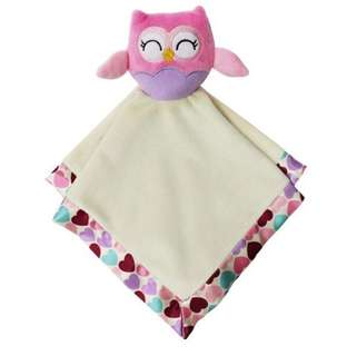 #Baby30 Little Haven Owl Security Blanket