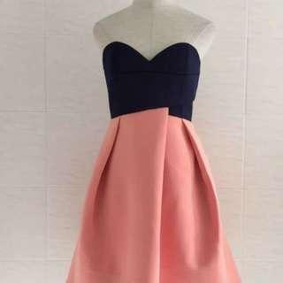 Sarah Lai tube dress
