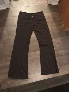 Lululemon Athletic Pants Size 10T - Brown
