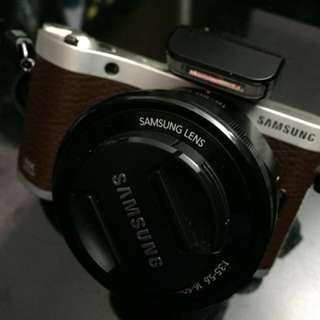 SAMSUNG NX300M 16-50MM